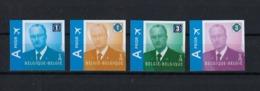 N°3867ND/3870ND (genummerd 103) MNH ** POSTFRIS ZONDER SCHARNIER COB € 160,00 SUPERBE - Belgique