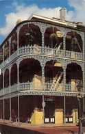 USA New Orleans Lace Balconies 700 Royal Street - Vereinigte Staaten