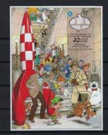 N°BL173ND Tintin (genummerd 94) MNH ** POSTFRIS ZONDER SCHARNIER COB € 150,00 SUPERBE - Belgique