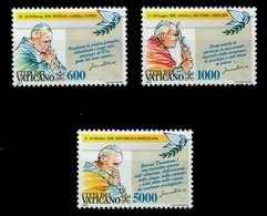 VATIKAN 1993 Nr 1101-1103 Postfrisch S01603E - Vaticano (Ciudad Del)