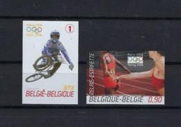 N°3797ND/3798ND (genummerd 188) MNH ** POSTFRIS ZONDER SCHARNIER COB € 30,00 SUPERBE - Belgique