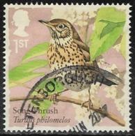 GB 2017 Songbirds 1st Type 2 Good/fine Used [40/32889/ND] - Usati