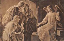 Religious Illustration, Ladies, Women, Angel, Muenchen 1924 Postcard - Cartes Postales