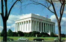 Washington D C Lincoln Memorial 1987 - Washington DC
