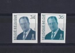 N°2690ND/2691ND (genummerd 171) MNH ** POSTFRIS ZONDER SCHARNIER COB € 80,00 SUPERBE - Belgique
