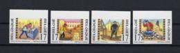 N°2721ND/2724ND (genummerd 342) MNH ** POSTFRIS ZONDER SCHARNIER COB € 40,00 SUPERBE - Belgium