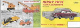 Catalogue DINKY TOYS - 1963 - Original - Dépliant - Dinky Supertoys - - Toy Memorabilia