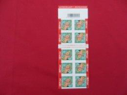 Belgique - Carnet De 10 Timbres Neufs 50 Gr- Enfant Nu - 2005 - Booklets 1953-....