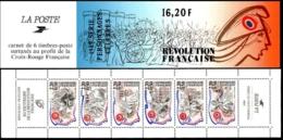 France Carnet N** Yv:BC2570 Mi:MH15 Personnages Célèbres De La Révolution Française (Thème) - Franz. Revolution