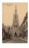 59 - FRESNES Sur L'ESCAUT - L'Eglise St Martin - La Clocher  (D187) - France