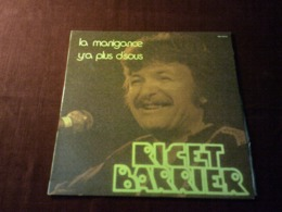 RICET BARRIER  ° LA MANIGANCE  / Y'A PLUS D'SOUS - Vinyl Records