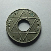 British West Africa 1/10 Penny 1936 - Colonias