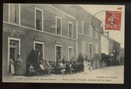 Port D Atelier Hotel  Jules Fessler Avenue De La Gare - France