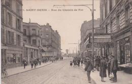 93 - SAINT DENIS - 8 Cpa - Saint Denis