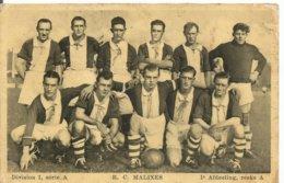 Malines - Fussball