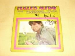 Hugues Aufray – Céline 7'' 45 RPM EP (avec Dédicace) - Country & Folk