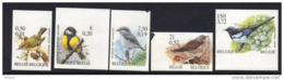 BELGIQUE BUZIN COB N° 2985/8 ** (MNH) ND. (3T28) - 1985-.. Birds (Buzin)