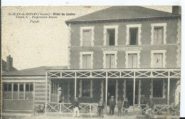 SAINT JEAN DE MONTS  - Hôtel Du Casino - Saint Jean De Monts