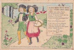 L'Alsace Notre Petite Patrie Illustrateur Inconnu - Patriottisch