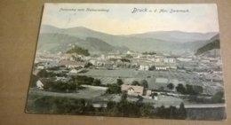 PANORAMA VOM KALVARIENBERG BRUCK A.D. MUR, STEIERMARK VIAGGIATA PRIMI 1900   (24) - Germania