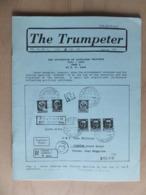 The Trumpeter Spring 1991 Philatelic Magazine Occupation Of Ljubljana Lubiana - Specialized Literature