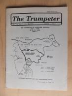 The Trumpeter Autmn 1990 Philatelic Magazine Occupation Of Ljubljana Province Lubiana - Specialized Literature