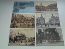 Beau Lot De 60 Cartes Postales De Belgique  Anvers      Mooi Lot Van 60 Postkaarten Van België  Antwerpen - 60 Scans - Postkaarten