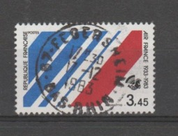 FRANCE / 1983 / Y&T N° 2278 : Air France - Oblitération Du 17/12/1983. SUPERBE ! - France