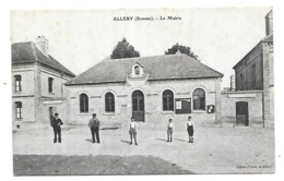 ALLERY: LA MAIRIE - Francia