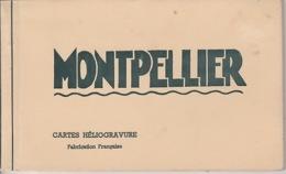 29 / 11 / 270. -    MONTPELLIER. ( 34 ). CARNET. DE. CPA. - Postkaarten