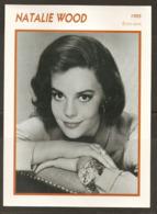 PORTRAIT DE STAR 1955 ÉTATS UNIS USA - ACTRICE NATALIE WOOD - UNITED STATES USA ACTRESS CINEMA FILM PHOTO - Foto
