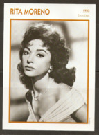 PORTRAIT DE STAR 1955 ÉTATS UNIS USA - ACTRICE RITA MORENO - UNITED STATES USA ACTRESS CINEMA FILM PHOTO - Fotos