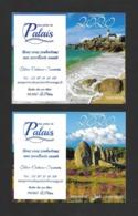 2 Calendrier De Poche 2020.   Le Palais.   Belle-Ile-en-Mer. - Kalenders