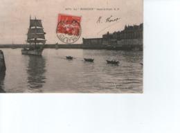 LE  SURCOUF  Dans Le Port  Ref 09/08/16 - Non Classés