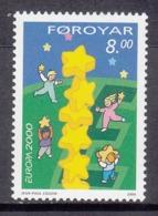 Faroe Islands MNH Michel Nr 374 From 2000 / Catw 2.50 EUR - Isole Faroer