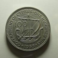 Cyprus 100 Mils 1955 - Cyprus