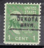 USA Precancel Vorausentwertung Preo, Locals Minnesota, Dakota 729 - Vereinigte Staaten