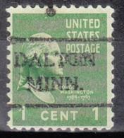 USA Precancel Vorausentwertung Preo, Locals Minnesota, Dalton 716 - Vereinigte Staaten