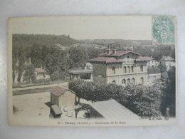 ORSAY - Panorama De La Gare - Stazioni Senza Treni