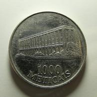 Moçambique 1000 Meticais 1994 - Mozambique