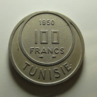 Tunisia 100 Francs 1950 - Túnez