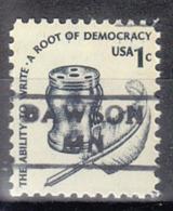 USA Precancel Vorausentwertung Preo, Locals Minnesota, Dawson 872 - Vereinigte Staaten