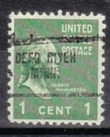 USA Precancel Vorausentwertung Preo, Locals Minnesota, Der River 704 - Vereinigte Staaten