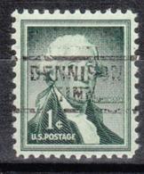 USA Precancel Vorausentwertung Preo, Locals Minnesota, Dennison 729 - Vereinigte Staaten