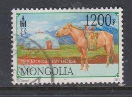 MONGOLIA, USED STAMP, OBLITERÉ, SELLO USADO - Mongolia