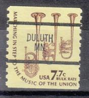 USA Precancel Vorausentwertung Preo, Bureau+ Minnesota, Duluth 1615C-87 - Vereinigte Staaten