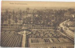 Wavre-Notre-Dame 1914; Etablissement Des Ursulines. Jardin D'expérimentation - Voyagé. (R. & B.) - Belgium