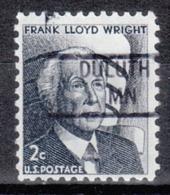 USA Precancel Vorausentwertung Preo, Locals Minnesota, Duluth 841, (LU/M) - Vereinigte Staaten