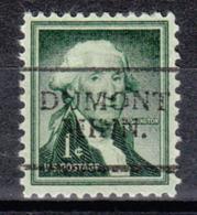 USA Precancel Vorausentwertung Preo, Locals Minnesota, Dumont 701 - Vereinigte Staaten