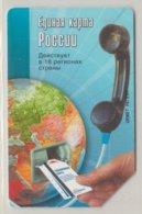 RUSSIA URMET PATENT INFOTECS TELECOM GLOBE ROSTOV TELEPHONE - Russland